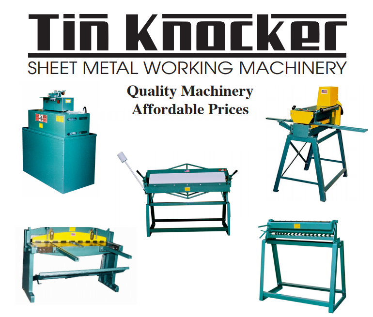 Tin Knocker - Sheet Metal Working Machinery
